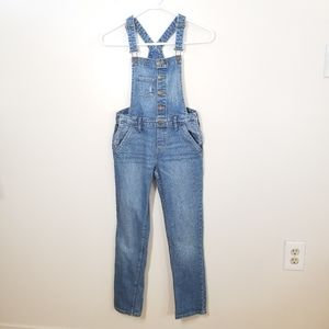 Gap Kids | classic denim overalls